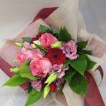 花束 《ピンク&レッド》